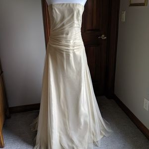 Vera Wang Tulle Gown